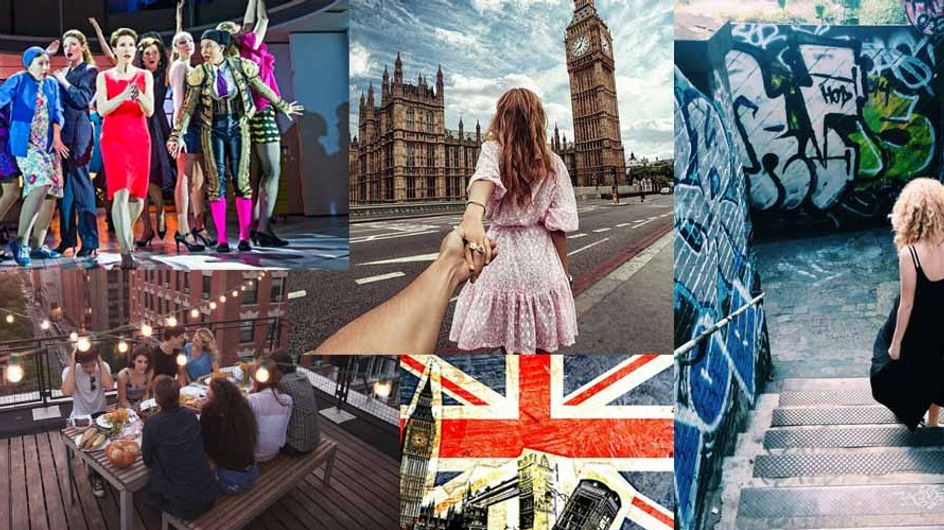 10 Alternative Things To Do With Your Girlfriends In London