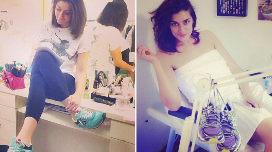 Elisa Isoardi: Non sono incinta! Sono solo un po' ingrassata...