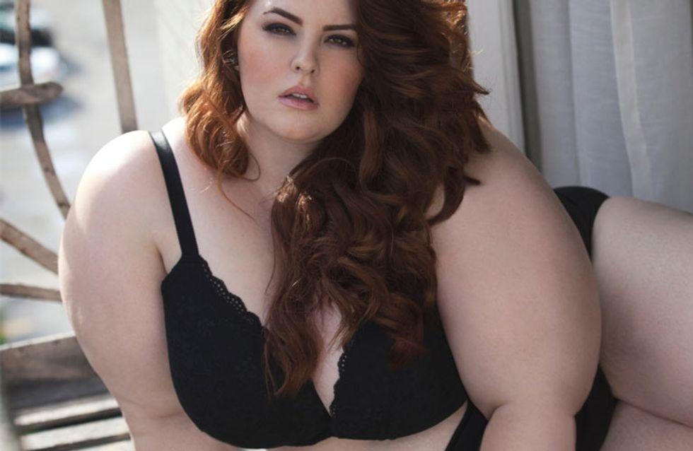 La modelo Tess Holliday desafía a la moda