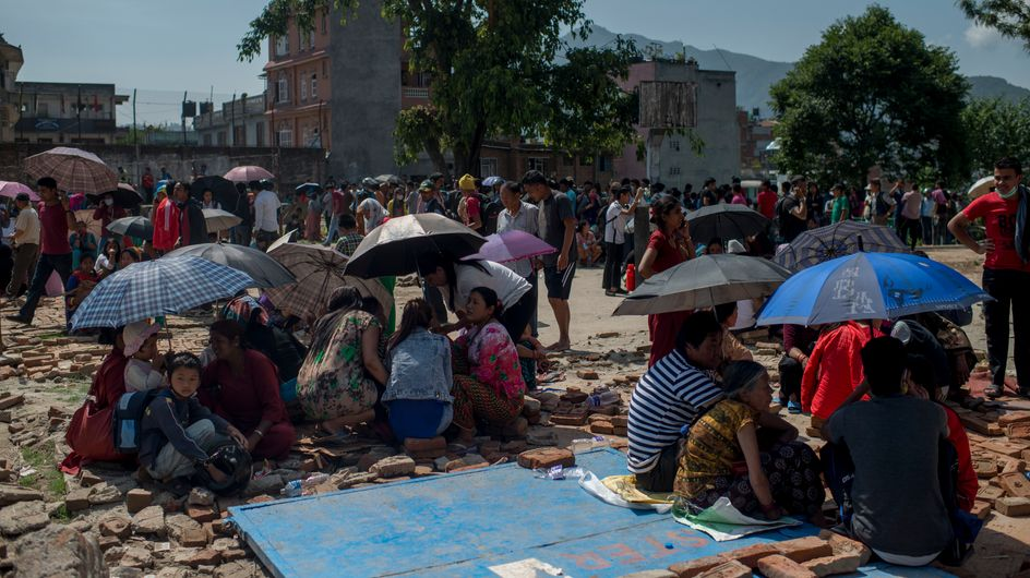 Un séisme de 7,4 secoue de nouveau le Népal