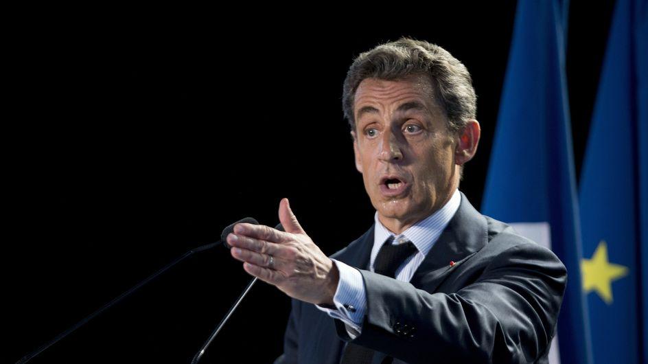 Nicolas Sarkozy moqué sur Internet après un tweet sur Victor Hugo