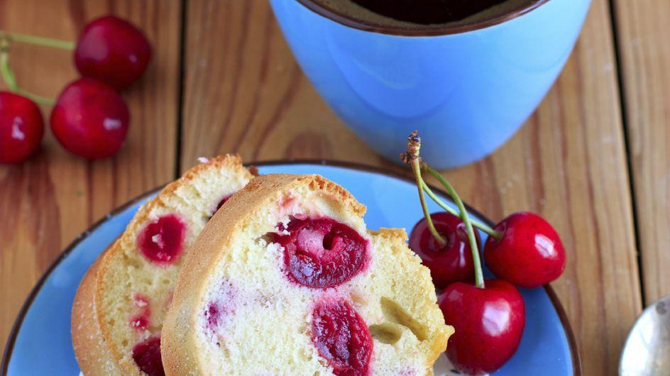 La recette de l'adorable cherry cake au miel
