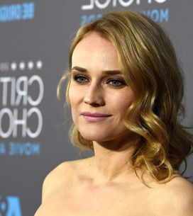 Diane Kruger topless sur Instagram (Photo)