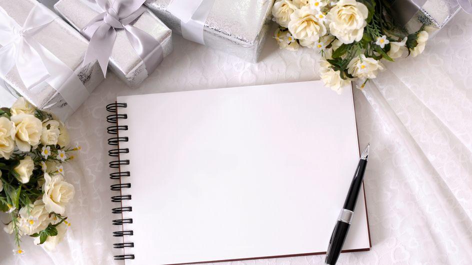 Mariage : 4 idées pour un super livre d'or