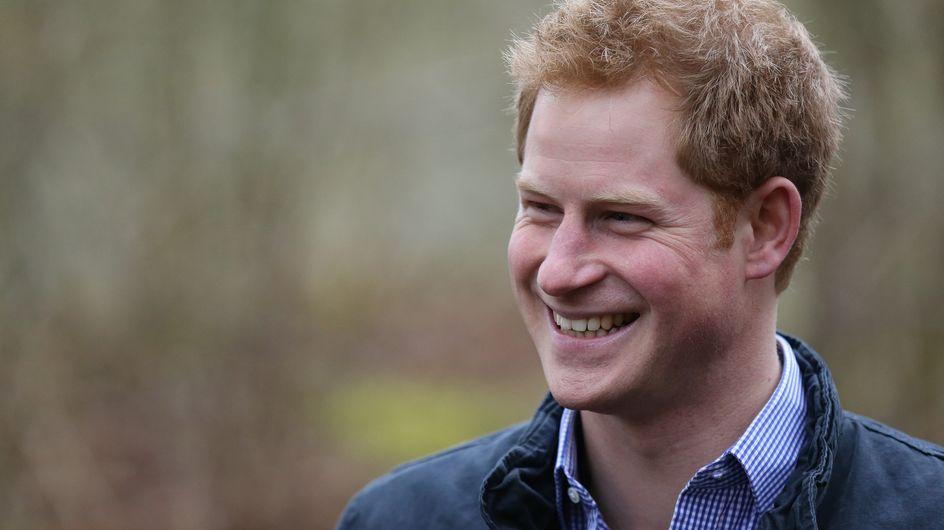 Le prince Harry se voit déjà papa