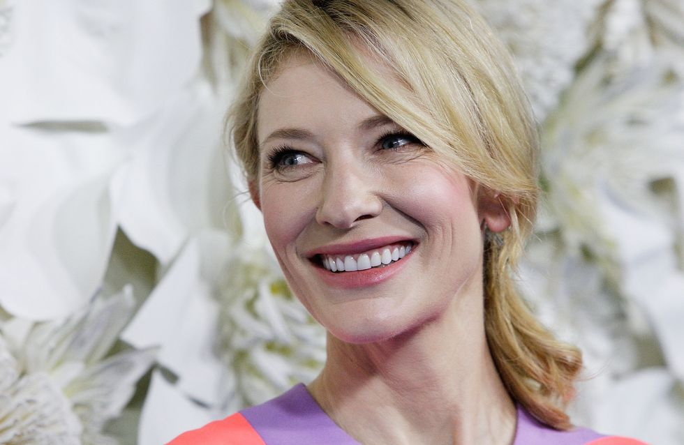Cate Blanchett avoue avoir eu plusieurs relations avec des femmes