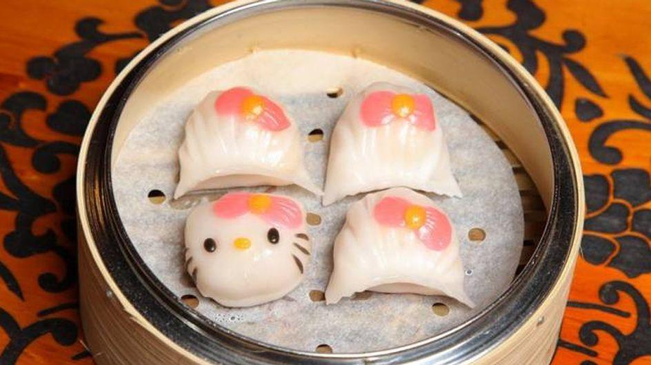 Un restaurante inspirado en Hello Kitty, ¿lo visitamos?
