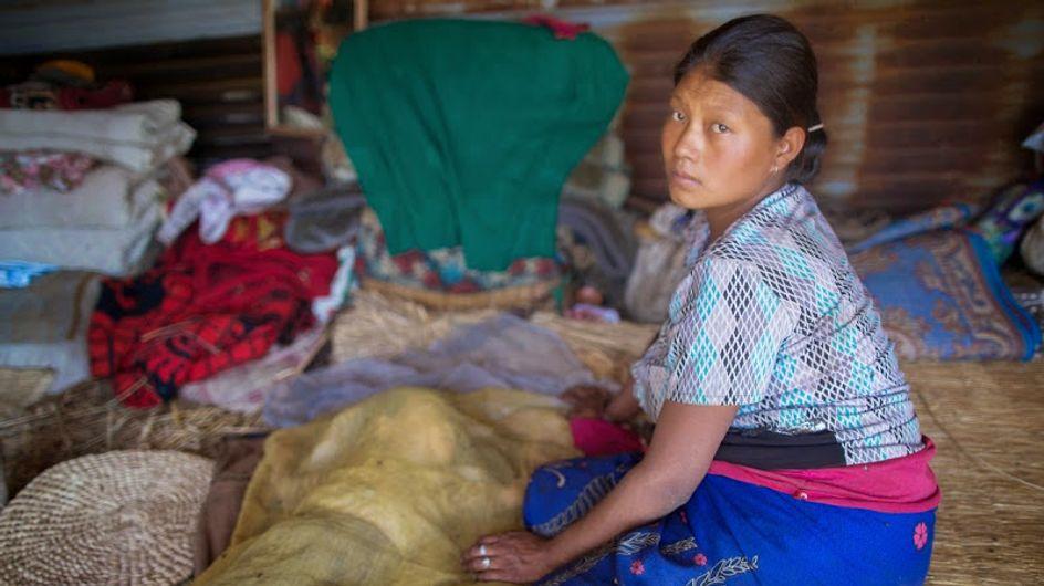 La situation préoccupante des femmes enceintes après le séisme au Népal
