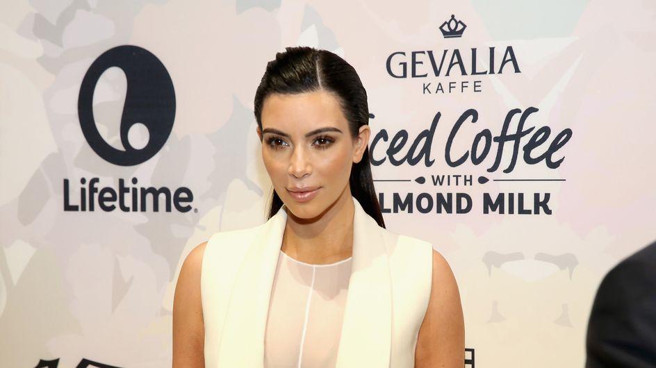 Kim Kardashian serait enceinte de son deuxième enfant !