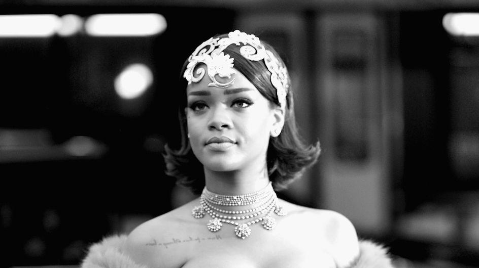 Rihanna très sexy sur les nouvelles photos de sa campagne Dior (Photos)