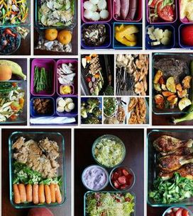 7 Healthy Meal-Prep Ideas You Won't Get Bored Of