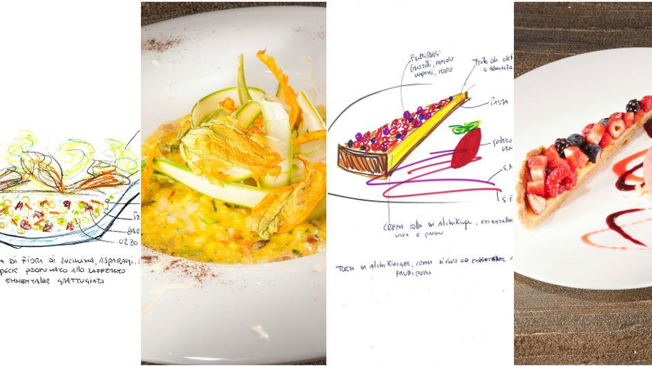 Dite cheese! 4 ricette dello chef Claudio Sadler con Emmentaler DOP ispirate ai ricordi d'infanzia di Michelle Hunziker
