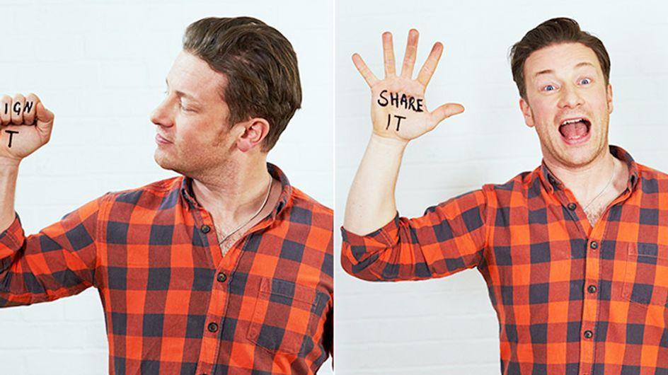 Video/ #FoodRevolutionDay: condividi anche tu la campagna Jamie Oliver per creare una cultura del cibo sano e genuino