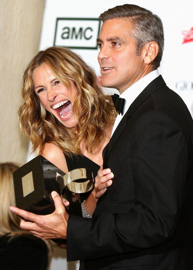 Julia Roberts et George Clooney