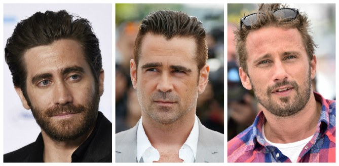 Jake Gyllehaal, Colin Farrell et Matthias Schoenaerts à Cannes