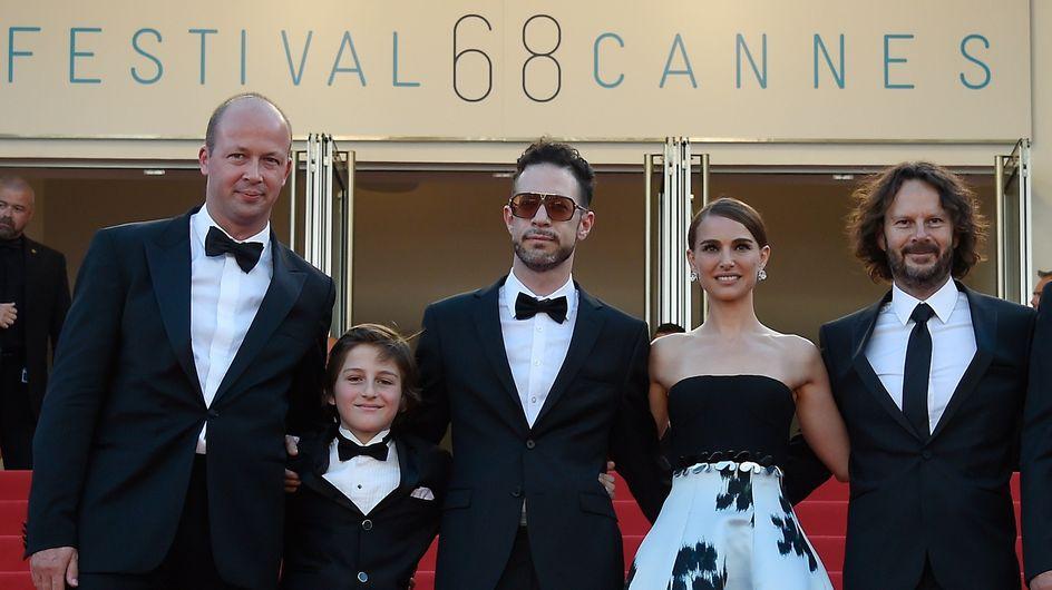 Festival de Cannes 2015 : Natalie Portman présente son premier film en tant que réalisatrice (Photos)