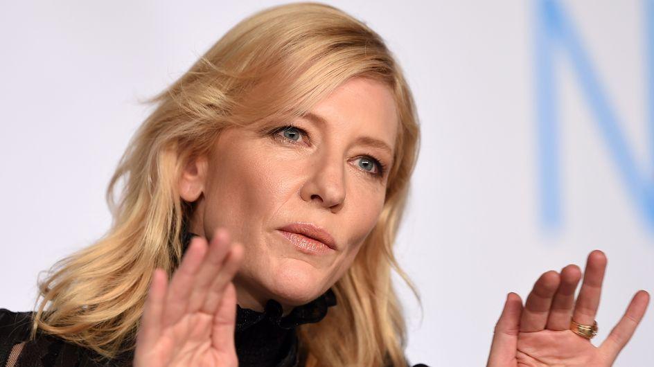 "Cate Blanchett a eu des ""relations"" avec des femmes mais…"