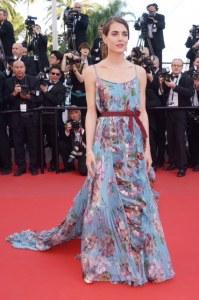 Charlotte Casiraghi à Cannes