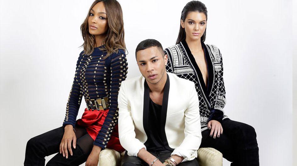 Balmain para H&M, la colaboración de moda del año