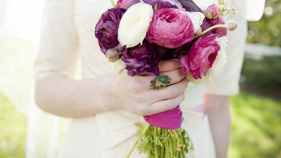 Der Brautstrauß-Kalender: Welche Blumen in welcher Jahreszeit?