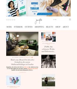 Die besten Fashion-Blogs aus Deutschland: Journelles.de