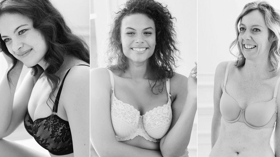 So sehen Vorbilder aus: Diese Unterwäschekampagne setzt auf wahre Powerfrauen
