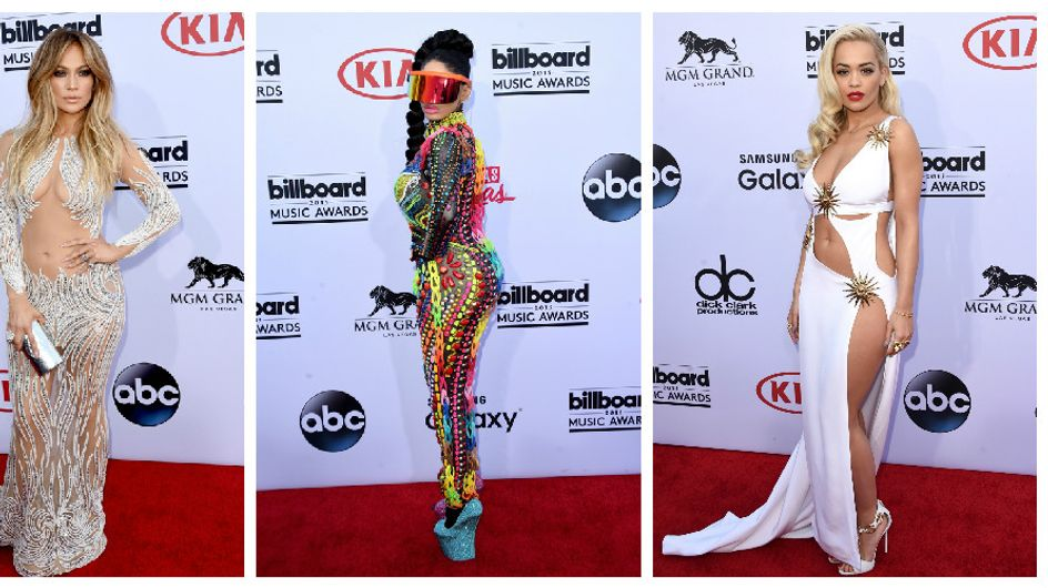 Les pires looks des Billboard Music Awards 2015 (Photos)