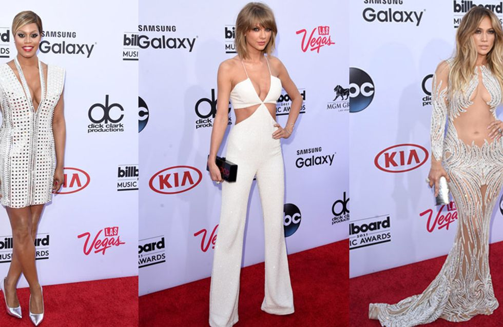 Billboard Music Awards 2015: The Red Carpet Hits And Misses