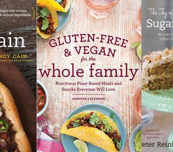 10 Of The Best Gluten-Free Cookbooks