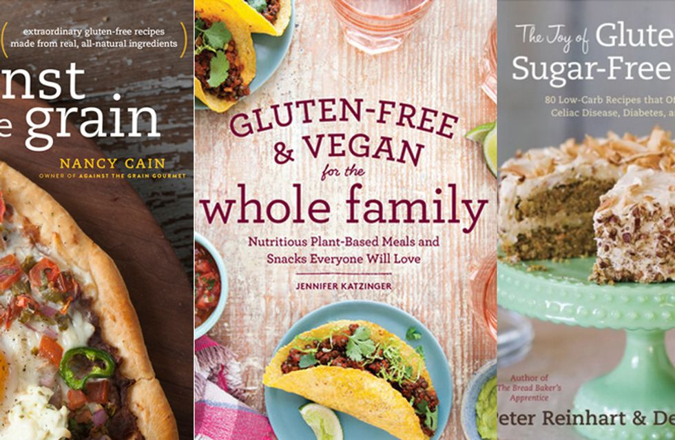 10 Of The Best Gluten-Free Cookbooks