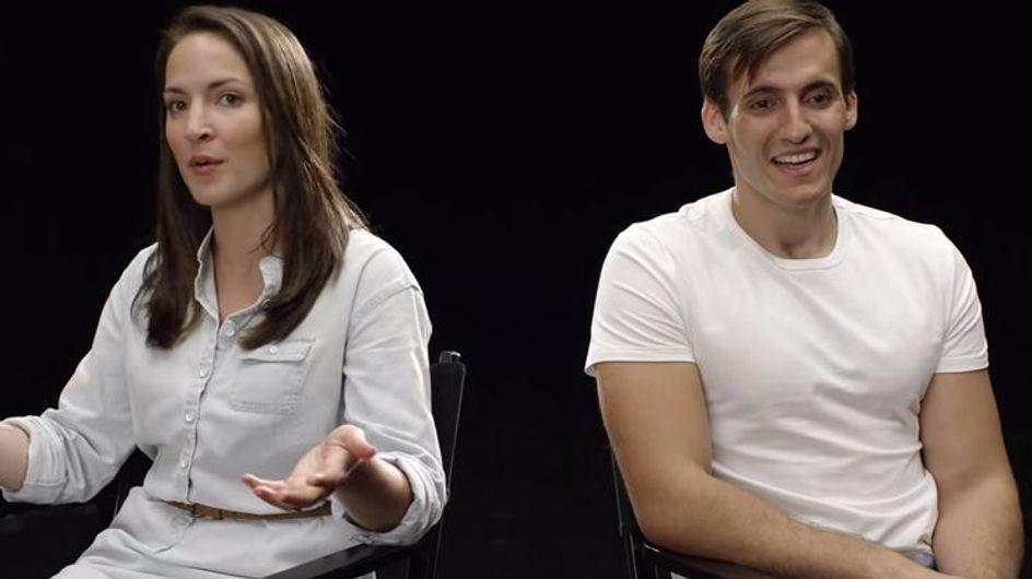 Ce jeune couple sait désormais à quoi il ressemblera à 70 et 90 ans (Vidéo)