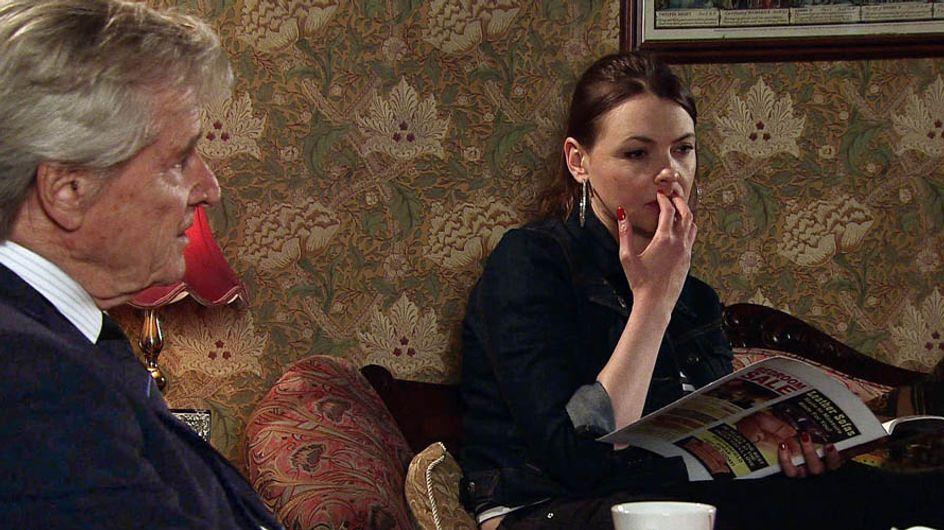 Coronation Street 29/05 - The residents deal with the aftermath of the fire