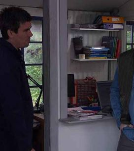 Emmerdale 26/05 - Sam's relationship is in question