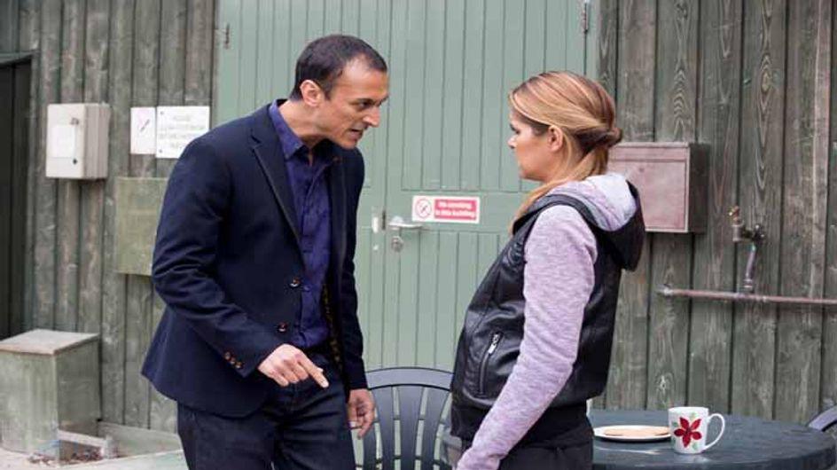 Emmerdale 27/05 - Jai has Rachel just where he wants her