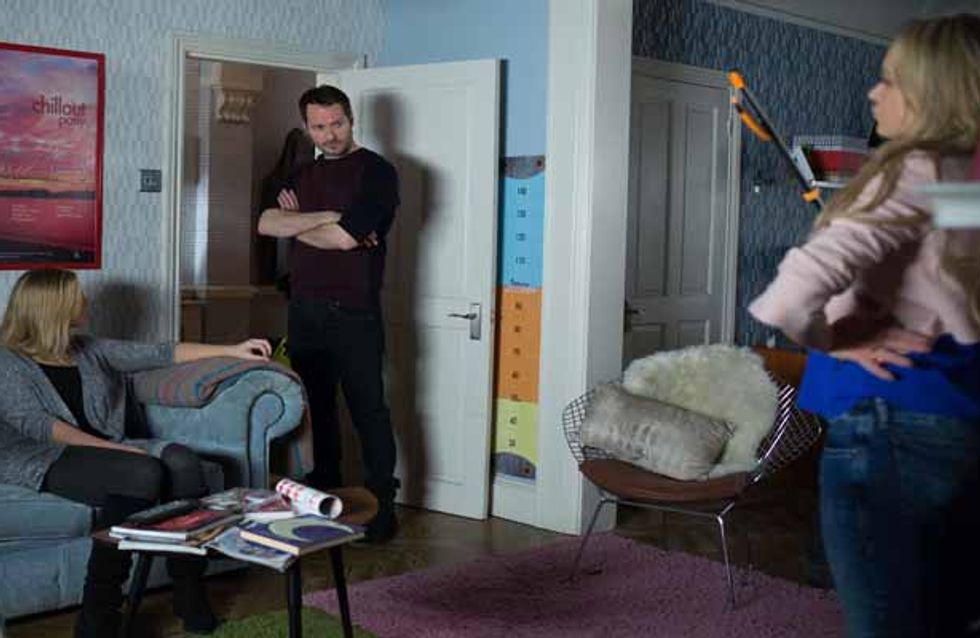 Eastenders 29/05 - Charlie heads to the hospital to confront Ronnie