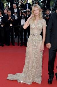 Mélanie Laurent au Festival de Cannes 2015