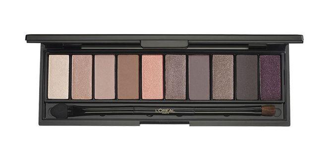 """Color Riche La Palette Nude """"rosé"""", L'Oréal Paris - 24,90 €"""