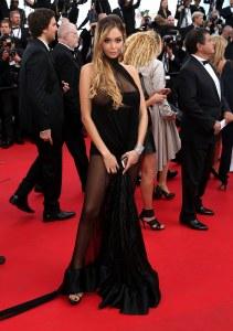 Nabilla en 2014 au Festival de Cannes