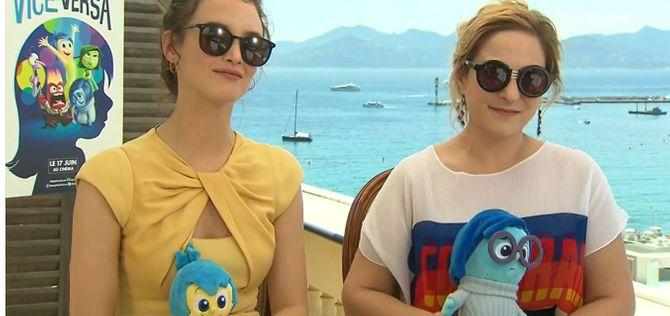 Charlotte Le Bon & Marilou Berry au Festival de Cannes 2015
