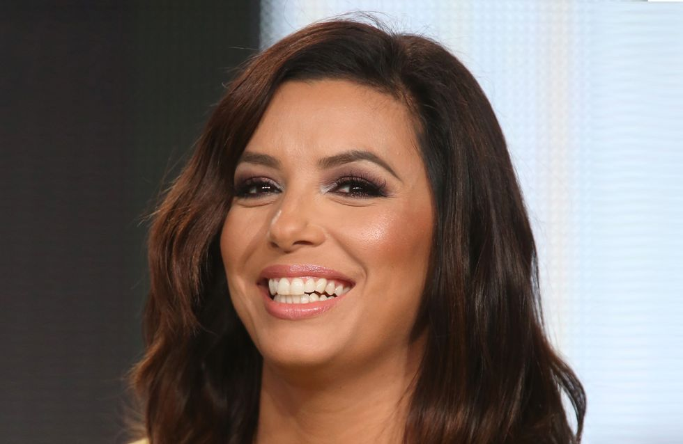 On copie le beauty look d'Eva Longoria