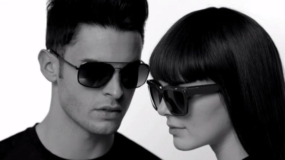 Kendall Jenner et Baptiste Giabiconi, duo so chic pour la campagne Eyewear by Karl Lagerfeld (Vidéo)