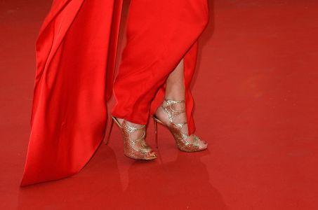 Les escarpins à talons obligatoires à Cannes ?