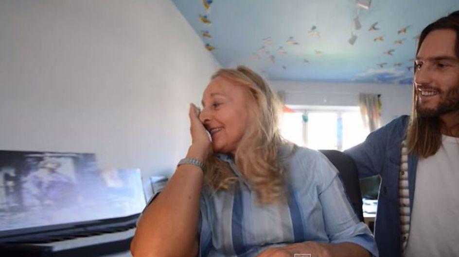 """""""Looking for Adam"""" : l'émouvante vidéo d'un fils pour aider sa mère à trouver l'amour"""