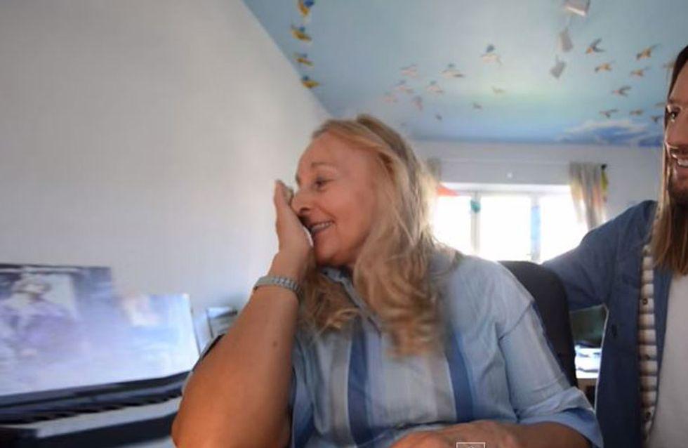Looking for Adam : l'émouvante vidéo d'un fils pour aider sa mère à trouver l'amour