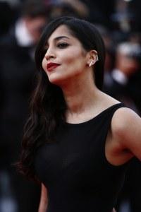 Le beauty look de Leila Bekhti