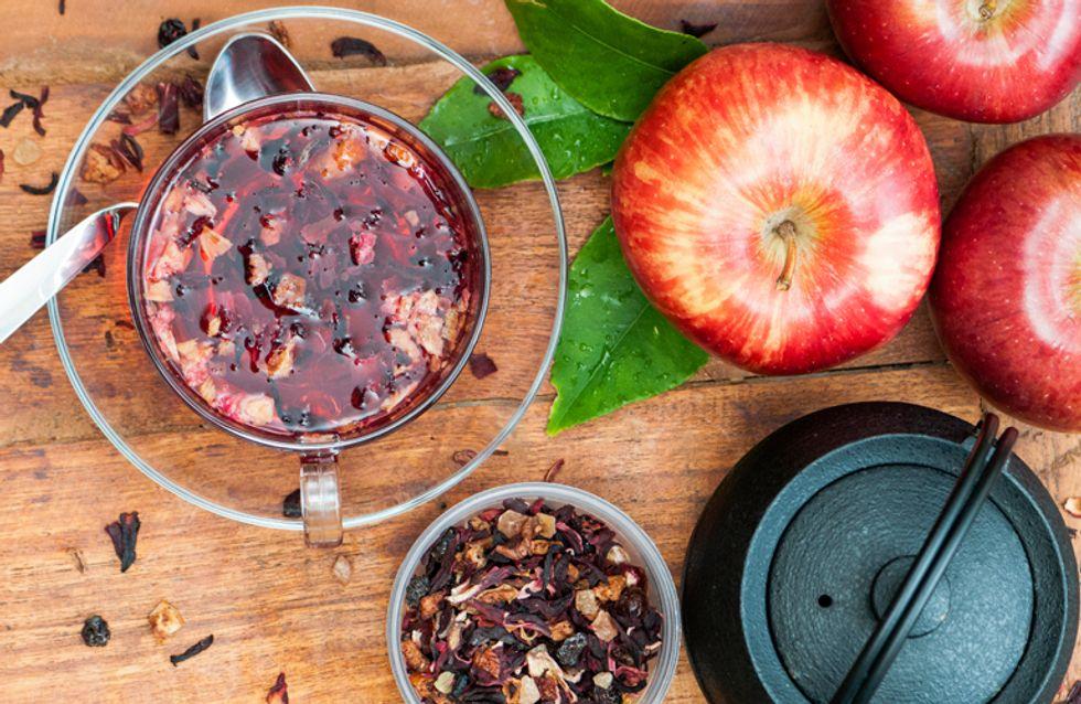 Refréscate de la forma más natural con las mejores recetas de té frío