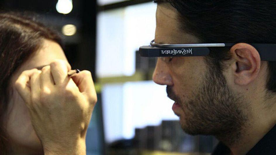 Vivimos una experiencia única con YSL Beauté y Google Glass