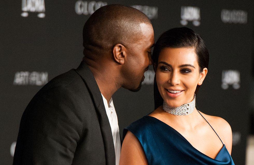 Kim Kardashian et Kanye West, héros d'un conte pour enfants