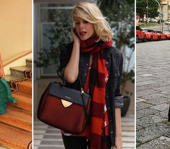 Alessia Marcuzzi, professione trendsetter: tutti gli outfit più belli della cond