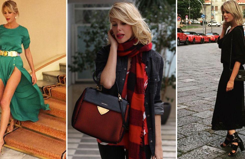 Alessia Marcuzzi, professione trendsetter: tutti gli outfit più belli della conduttrice!
